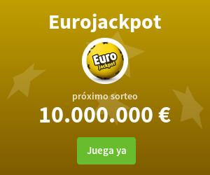 Jugar EuroJackpot