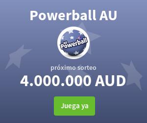 Jugar Powerball AU