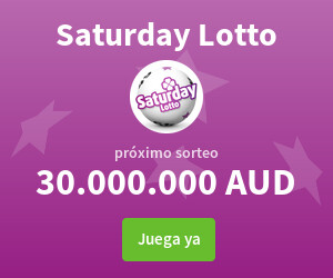 Jugar Saturday Lotto