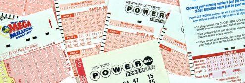 botes de lotería